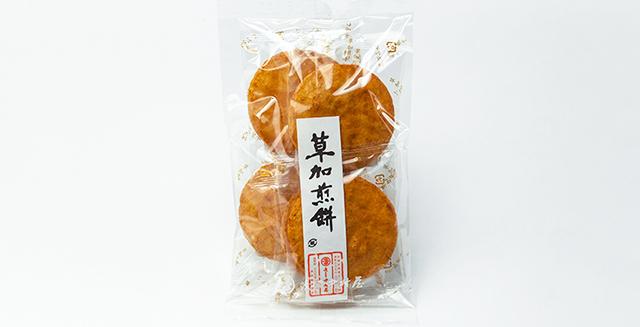 草加煎餅 醤油