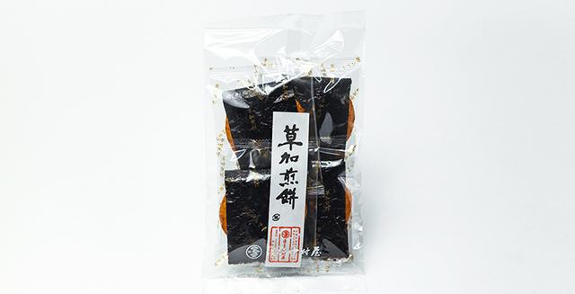 草加煎餅 海苔